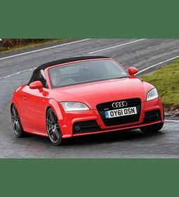 Manual De Taller Audi Tt (2006-2014) Ingles