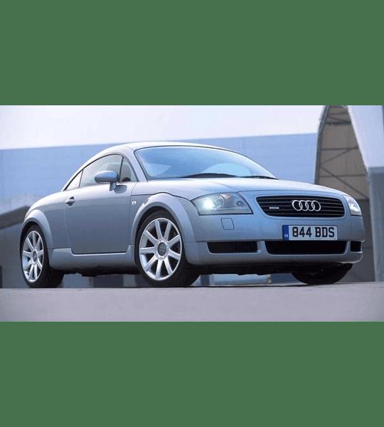 Manual De Taller Audi Tt (1998 -2006) Español