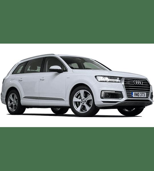 Manual De Despiece Audi Q7 (2015-2018) Español