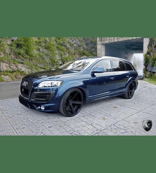 Manual De Despiece Audi Q7 (2007-2015) Español