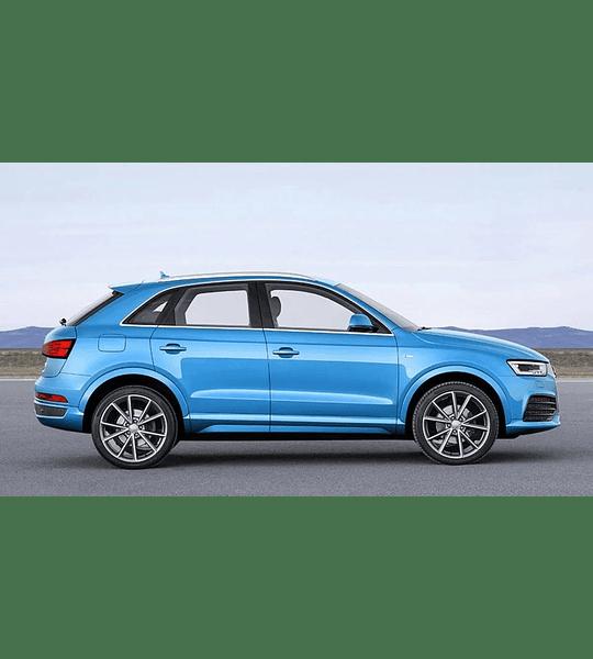 Manual De Despiece Audi Q3 (2011-2018) Español