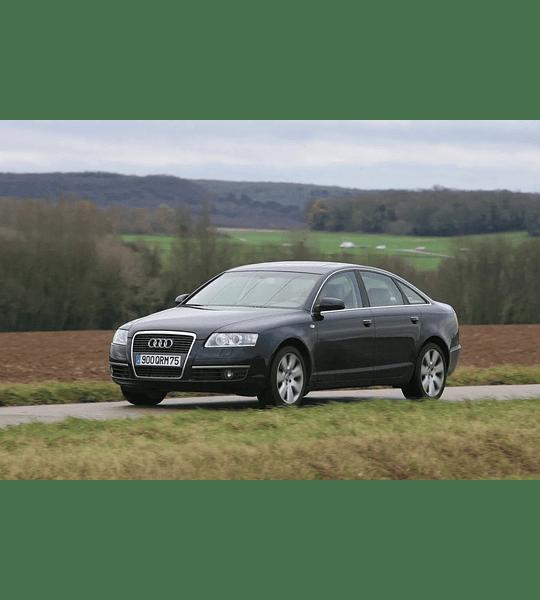 Manual De Despiece Audi A6 (2004-2011) Español