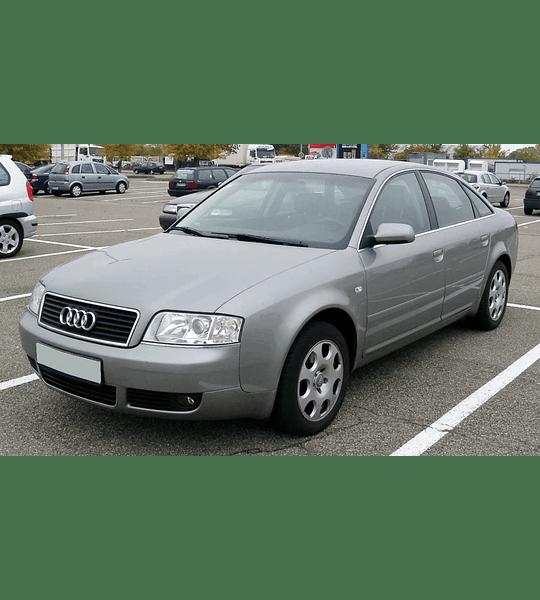 Manual De Despiece Audi A6 (1997-2004) Español