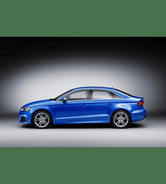 Manual De Taller - Audi A3 8v ( 2013 - 2020 ) En Inglés