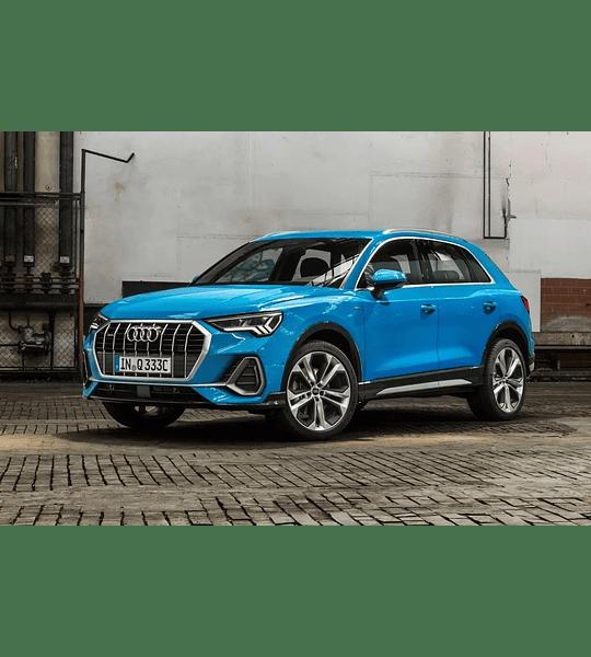 Manual De Taller/diagramas Eléctricos-Audi Q3 ( 2011- 2018 ) inglés