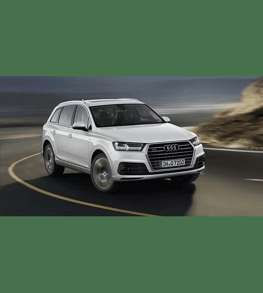 Manual De Taller / Diagrama Cableado Audi Q7 ( 2015-2019 ) inglés