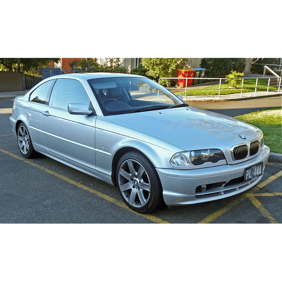 Manual De Taller Bmw E46 (1997-2006) En Español