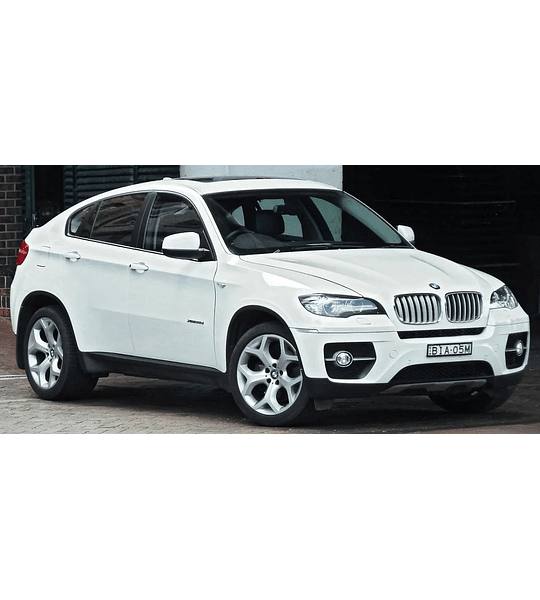 Manual De Taller Bmw X6 (2008-2014) Español