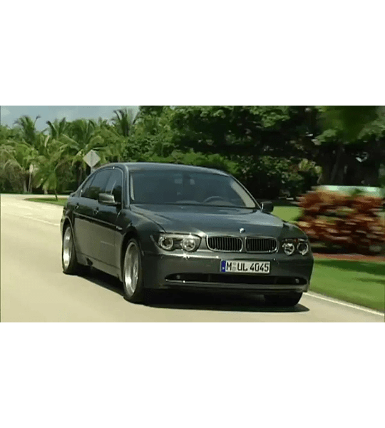 Manual De Taller Bmw E65/e66 (2001-2008) Español
