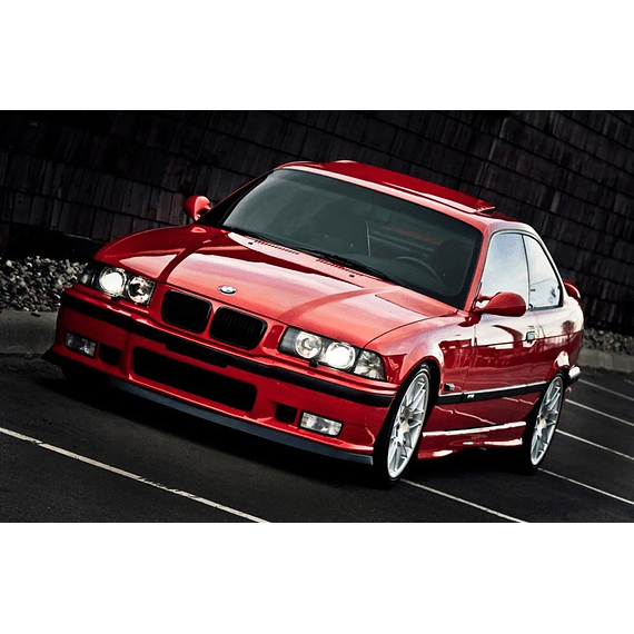 Manual De Taller Bmw E36 (1990-2000) En Español