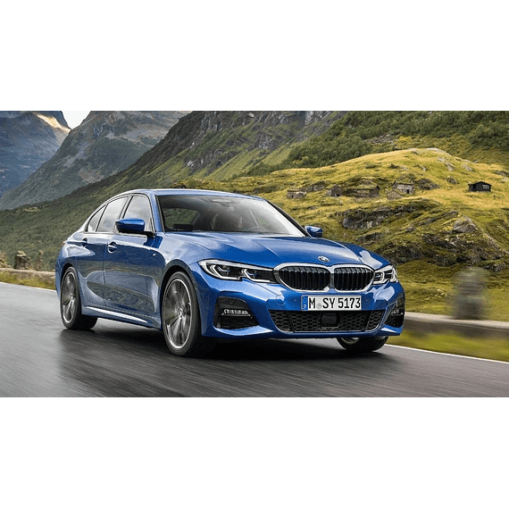 Manual De Taller Bmw G20 (2018-2019) Español