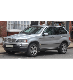 Manual De Taller Bmw X5 (1999-2006) Español