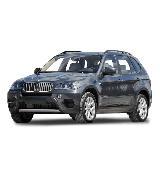 Manual De Taller Bmw X5 (2007-2013) Español
