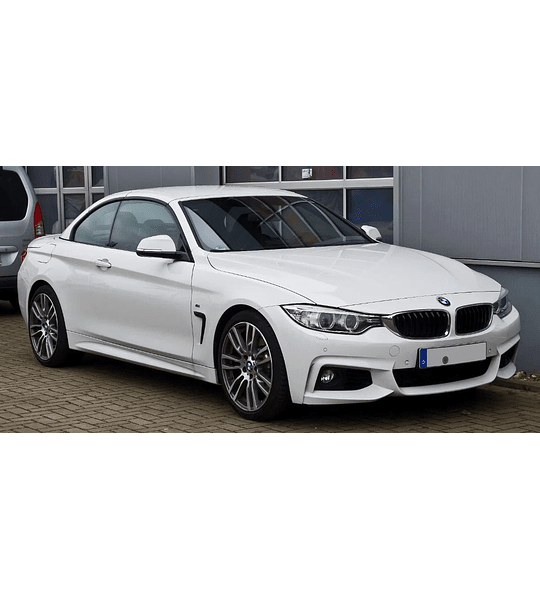 Manual De Taller Bmw F32/f33/f36 (2013-2018) Español