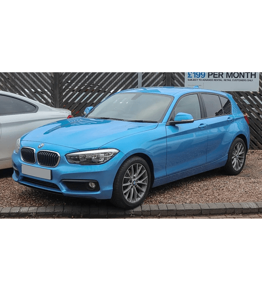 Manual De Taller Bmw F20/f21 (2011-2018) Español