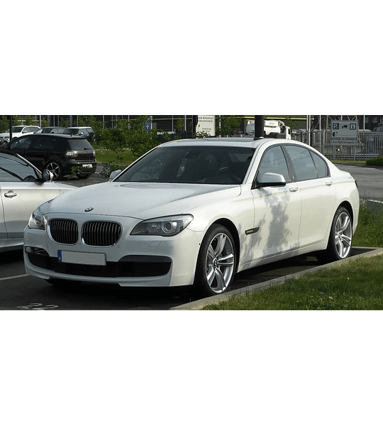 Manual De Taller Bmw F01/f02 (2008-2015) Español