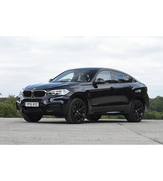 Manual De Taller Bmw X6 (2014-2019) En Español