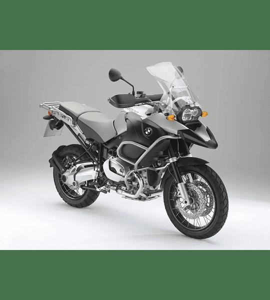 Manual De Taller Bmw R1200gs (2005-2017) En Español