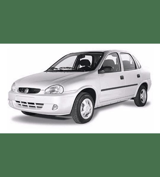 Manual De Taller Chevrolet Corsa ( 2000 2006 )