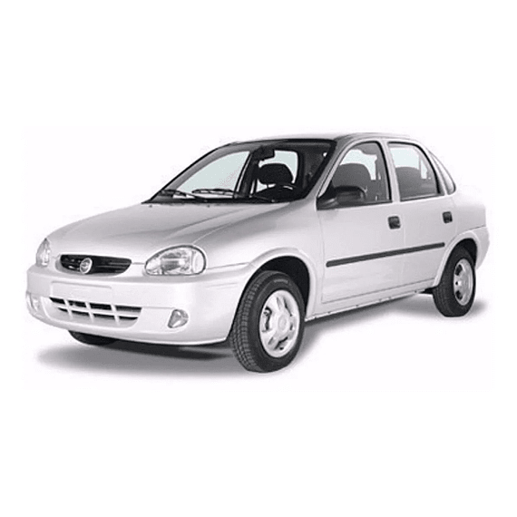 Manual De Taller Chevrolet Corsa ( 2000 2006 )