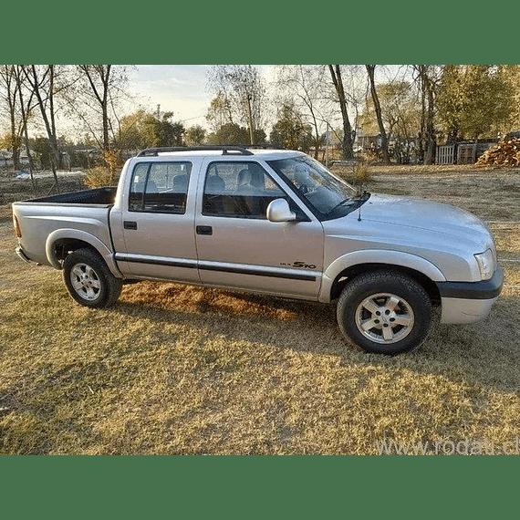 Manual De Taller Chevrolet S10 Apache (2000-2008) Español