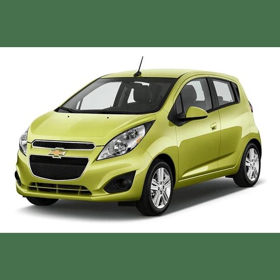 Manual De Taller Chevrolet Spark Gt (2009-2015) Español