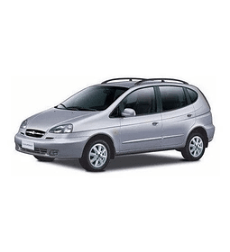 Manual De Despiece Chevrolet Vivant (2000-2008) Español