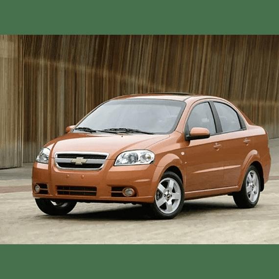 Manual De Taller Chevrolet Aveo (2002-2011) Español