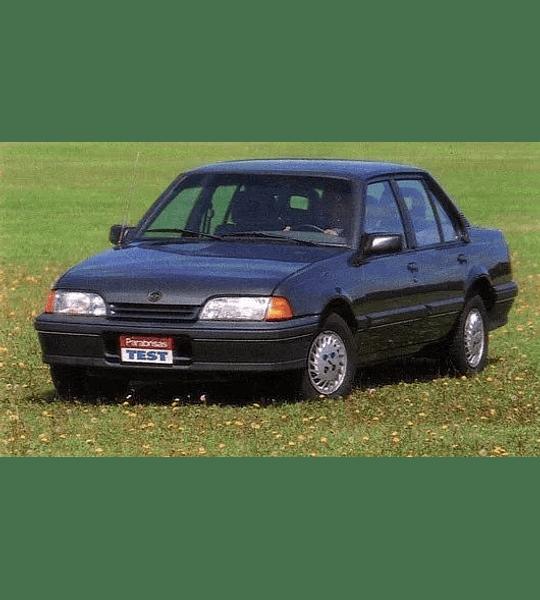 Manual De Taller Chevrolet Monza (1982-1995) Portugues