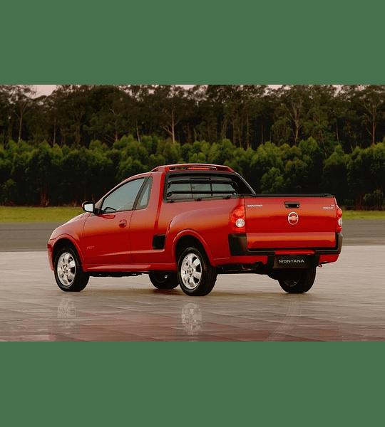Manual De Taller Chevrolet Montana (2003-2010) En Español
