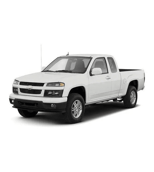 Manual De Taller Chevrolet Colorado (2003-2012) Español