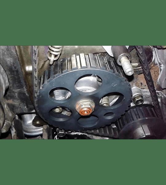 Manual Taller Motor Chevrolet Isuzu 4zd1 (2.3 L)