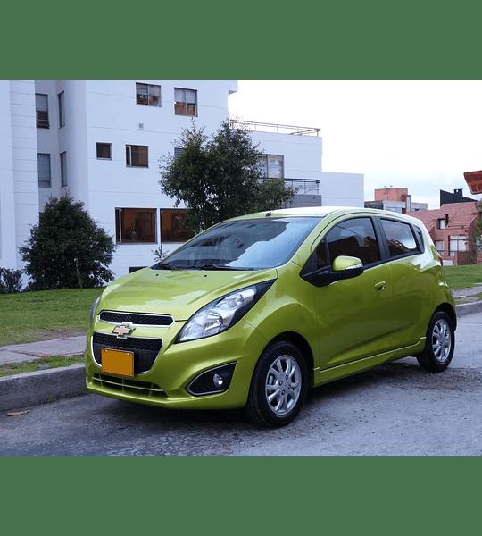 Manual De Taller Chevrolet Spark Gt (2009-2015) En Español