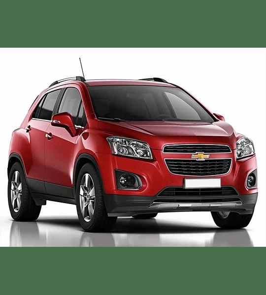 Manual De Taller Chevrolet Tracker (2012-2019) En Español