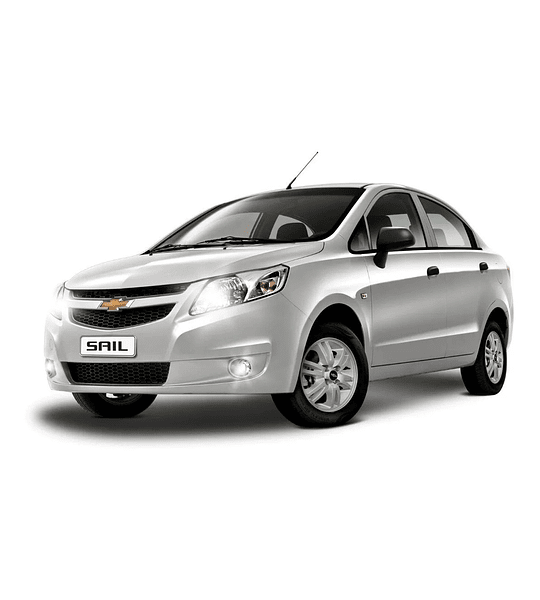 Manual De Taller Chevrolet Sail (2010-2014) En Español