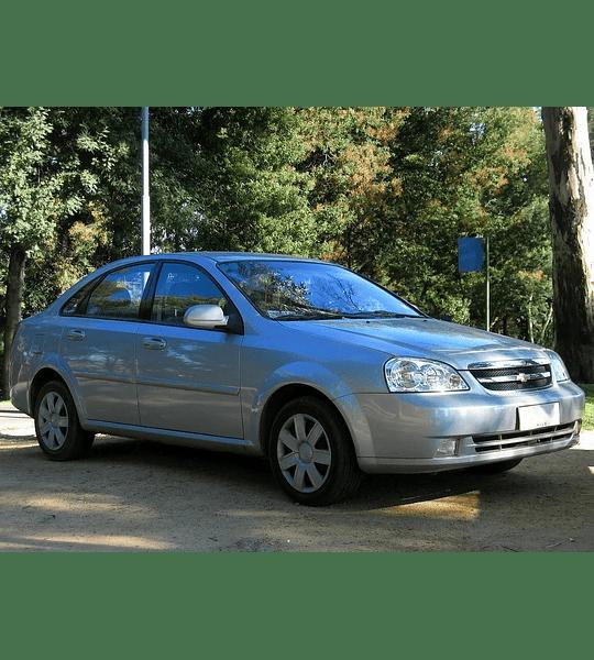 Manual De Taller Chevrolet Optra (2004-2010) En Español