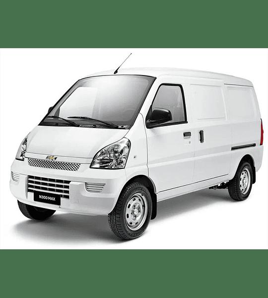 Manual De Taller Chevrolet N200 N300 (2008-2019) En Español