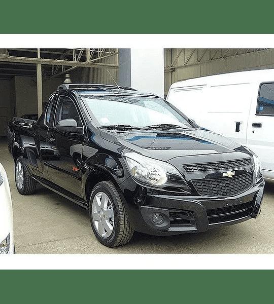 Manual De Taller Chevrolet Montana (2011-2019) En Español