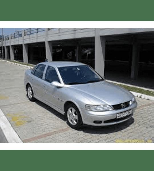Manual De Taller Chevrolet Vectra (1995-2002) En Español