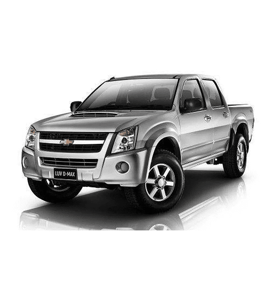 Manual De Taller Chevrolet Luv D-max (2002-2012) Español