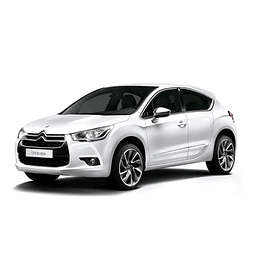 Manual De Taller Citroen Ds4 (2010-2018) Ingles