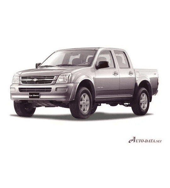 Manual De Taller Chevrolet Luv D-max 4jh1