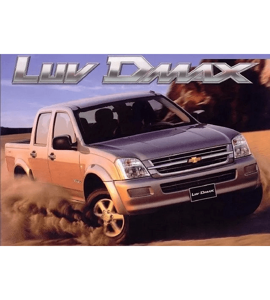Manual De Despiece Chevrolet Luv D-max (2002-2011) Español