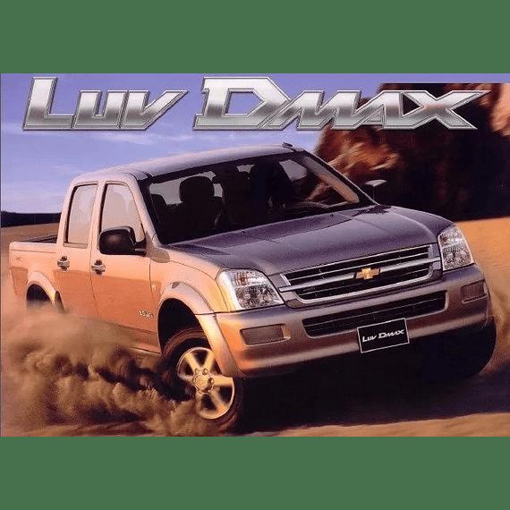 Manual De Despiece Chevrolet Luv D-max (2002-2011) Español