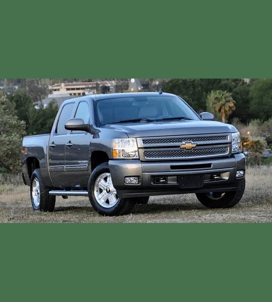 Manual De Taller Chevrolet Silverado (2007-2015) Español