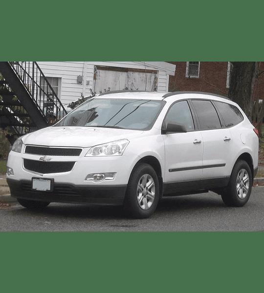Manual De Taller Chevrolet Traverse (2009-2017) Español
