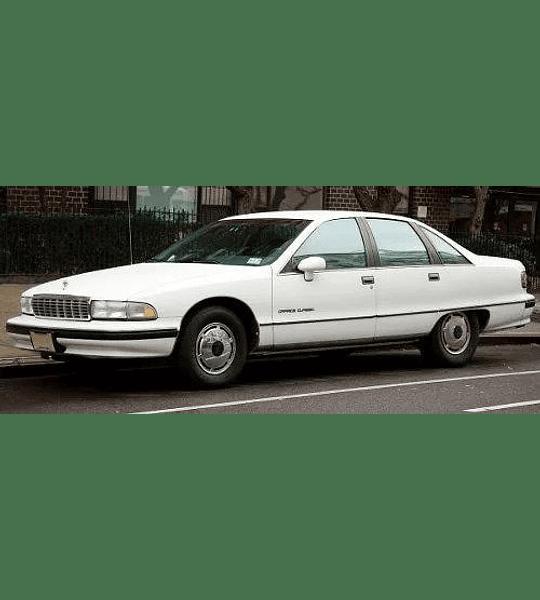 Manual De Taller Chevrolet Caprice (1991-1996) Español