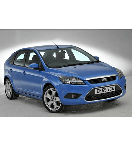 Manual De Taller Ford Focus (2004–2011) Ingles
