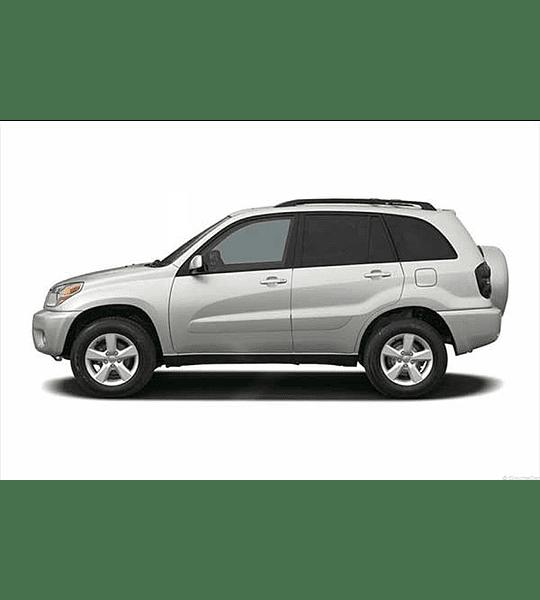 Manual De Taller Toyota Rav4 (2001–2005) Español