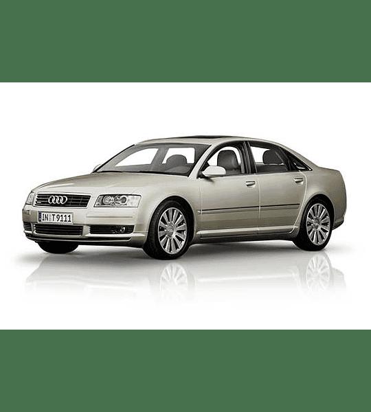 Manual De Taller / Sistema Eléctrico Audi A8 ( 2003 ) Inglés